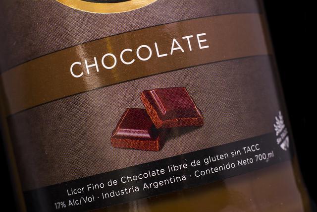 Tres Plumas - Licor de Chocolate