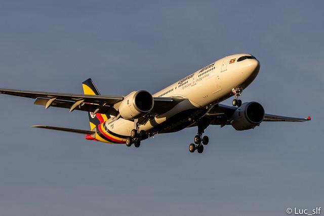 A330-841 Uganda Airlines // 5X-NIL (F-WWYS)