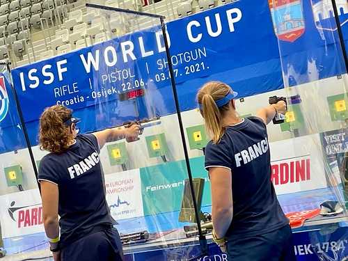Coupe du monde ISSF - Osijek 2021