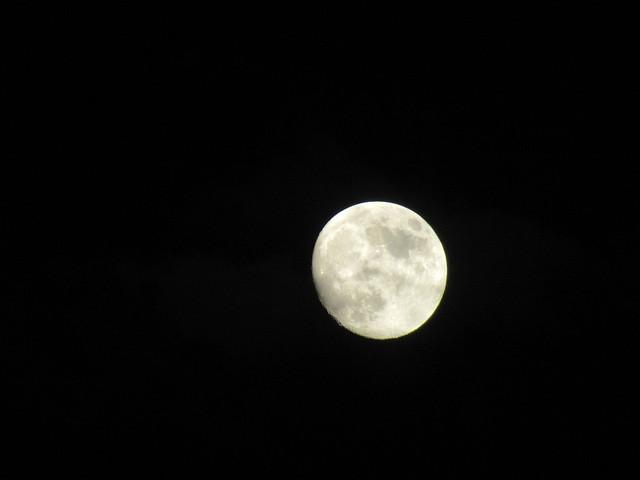 Mon amie la lune, Mtl june 22