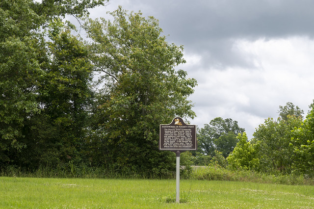 Earthworks of Poverty Point