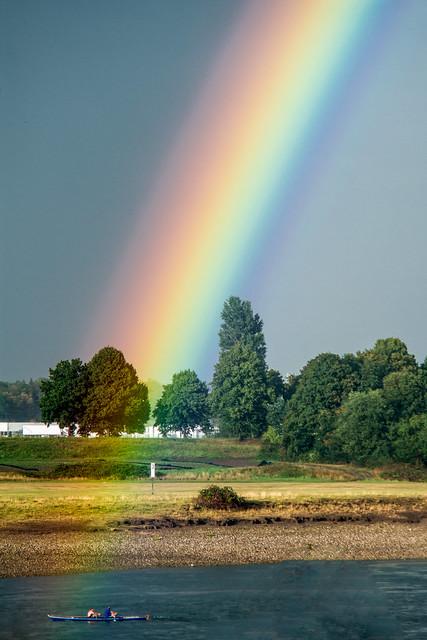 #Regenbogen