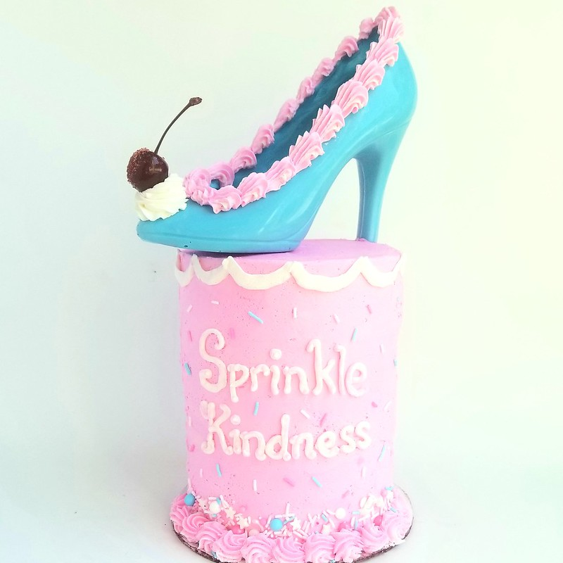 Cake by Brittney Thompson