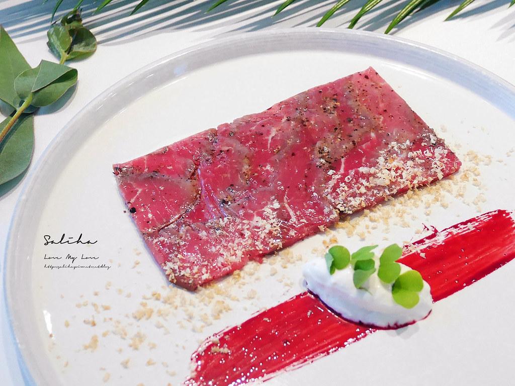 台北米其林餐廳推薦The Tavernist東區浪漫約會餐廳東區美食氣氛好適合聚餐情人節慶生日餐廳 (2)