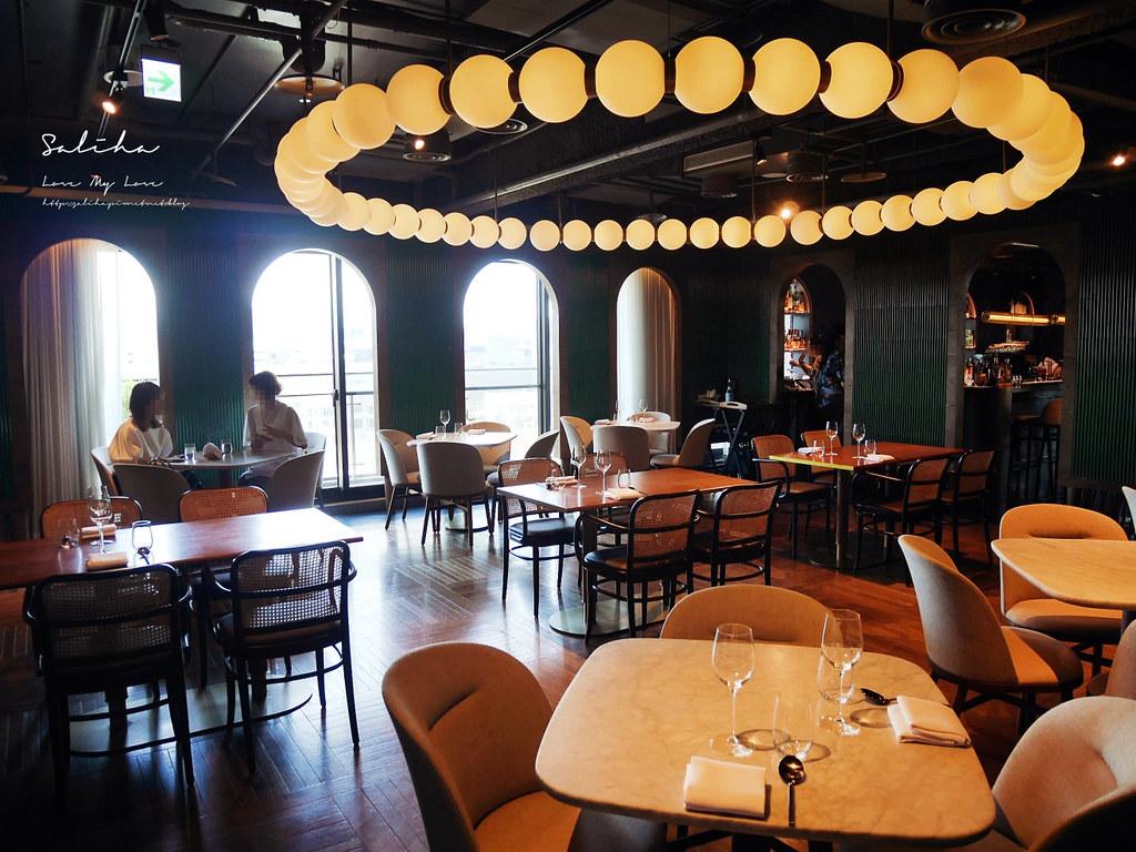 台北米其林餐盤餐廳推薦金普頓大安酒店The Tavernist晚餐台北約會餐廳東區美食餐廳 (3)