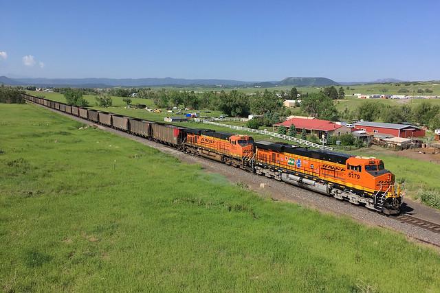 BNSF 6179 Castle Rock 13 Jun 21