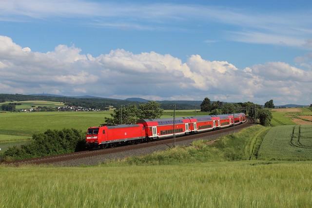 DB Regio 146 125 | Bad Camberg