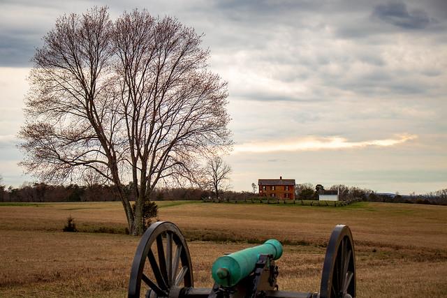 Artillery & Henry House