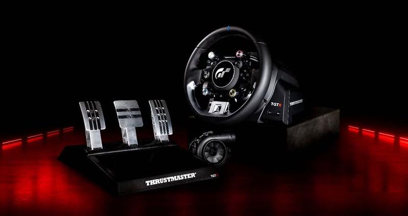 Thrustmaster T-GT II Bundle