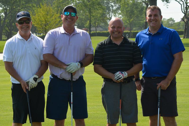 2021 Golf Classic Foursomes