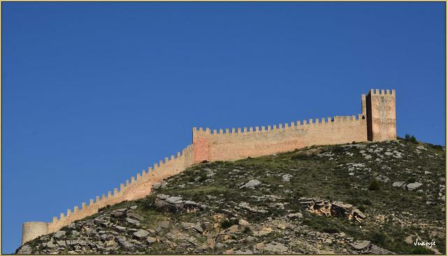 Murallas de Albarracín (Aragón, España, 10-6-2021)