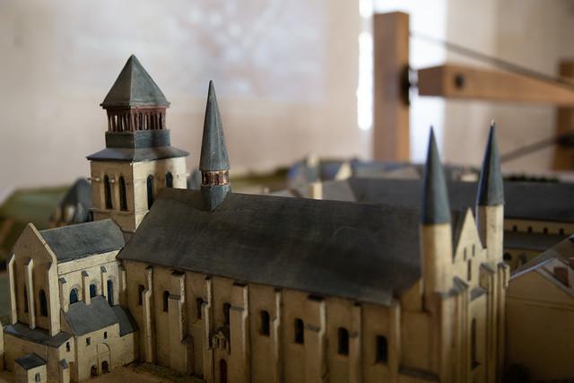 Model of Fontevraud