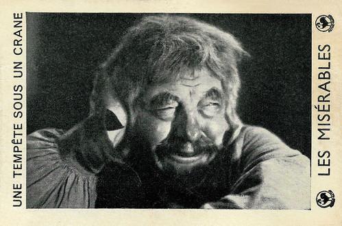 Harry Baur in Les Misérables (1934)