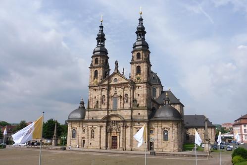 2021-06-23 Dom Fulda Bonifatius  (Explored)