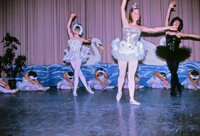Dance Slide, 1960s