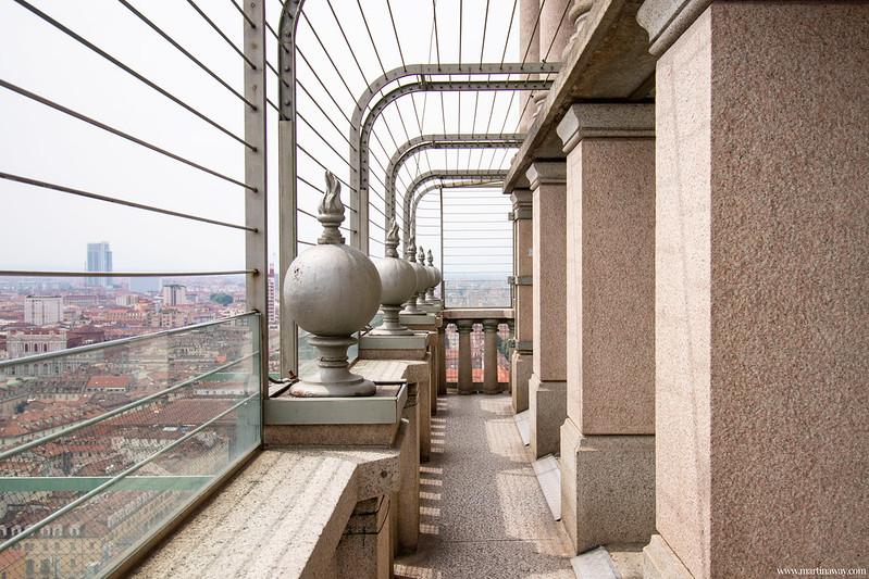 Terrazza panoramica della Mole Antonelliana