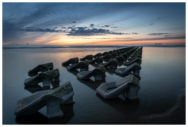 Wallasey Beach