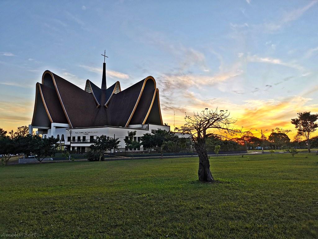 Catedral Diocesana Nossa Senhora de Guadalupe - Foz do Iguaçu - PR