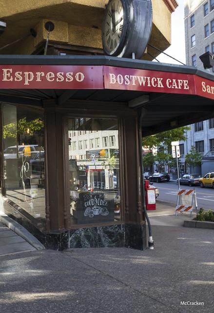 Bostwick Café