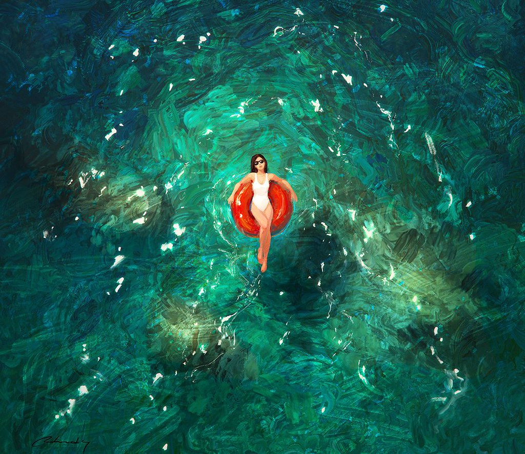 Illustration par Artem Chebokha