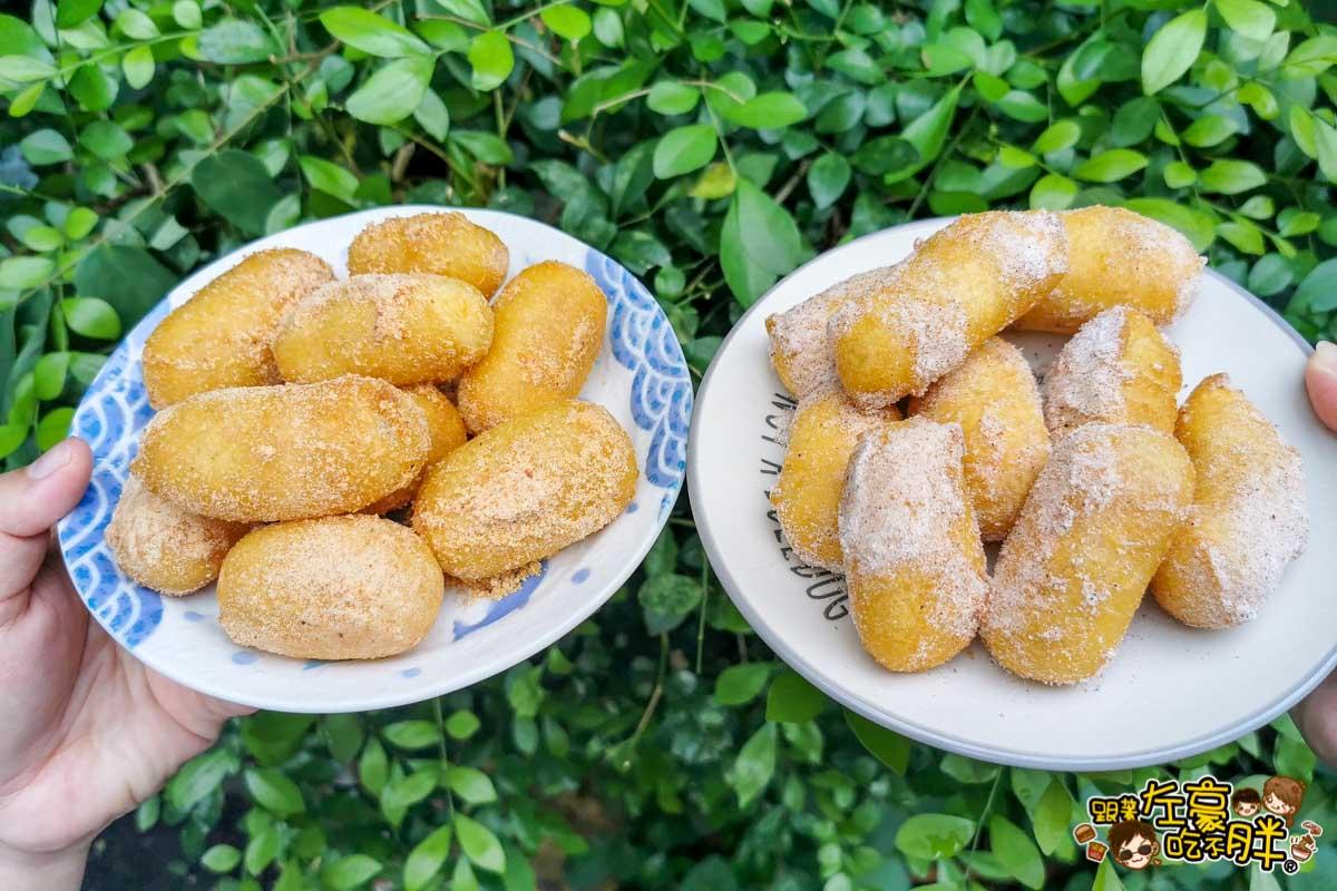 阿力地瓜球 鳳山美食小吃-12