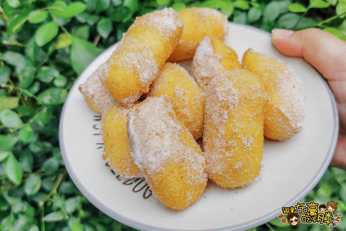 阿力地瓜球 鳳山美食小吃-13