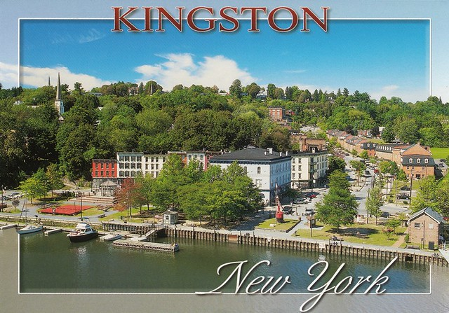 Kingston / Ulster County / New York / U.S.A.