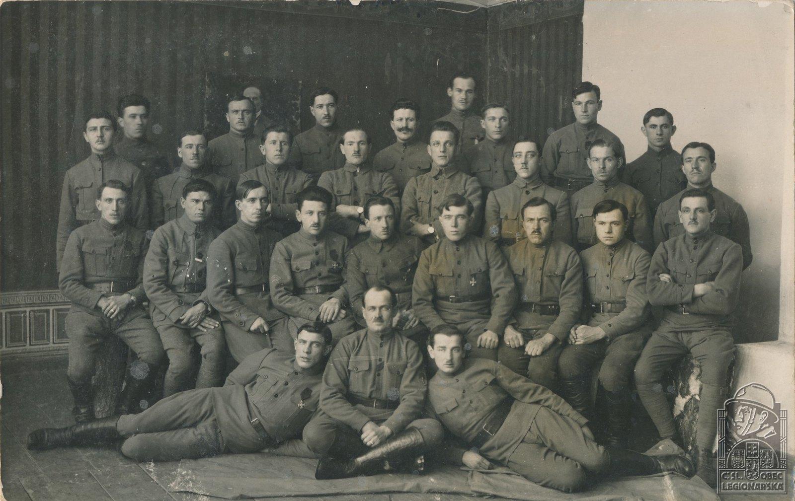 02. 1917. Участники Зборовского сражения