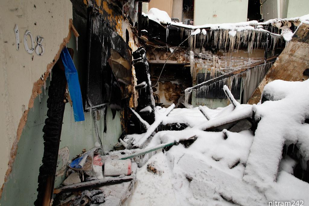 Room 108 Ohare Kitchenette Motel