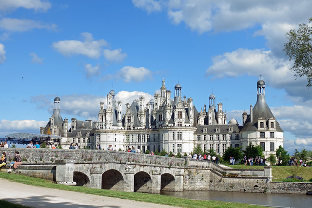 Chateau Chambord 2021