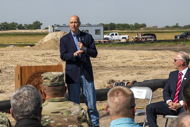 VMF Groundbreaking Ceremony North Platte