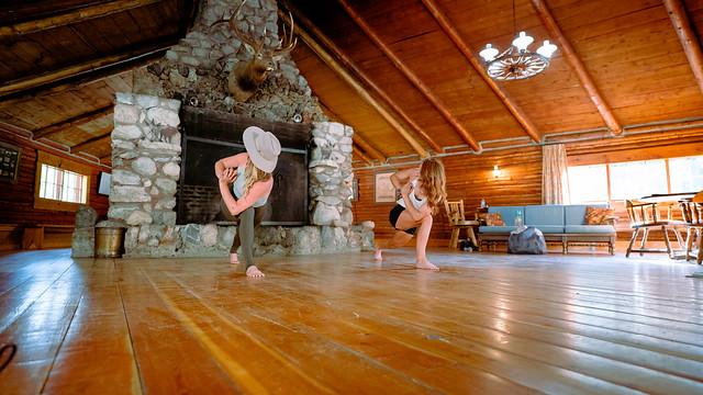Yoga at Spear-O