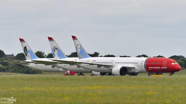 Norwegian 🇳🇴 Boeing 787-9 Dreamliner