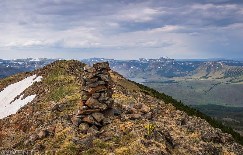 Lost Lakes Peaks West Summit