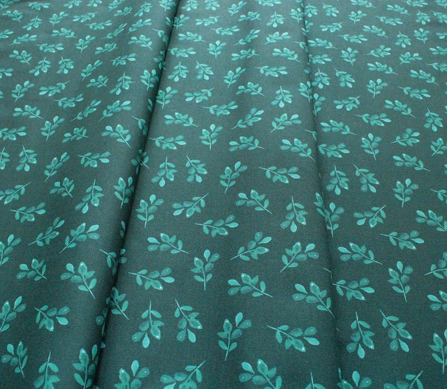 Felicity Fabrics Nightfall Floral in Afternoon 610115