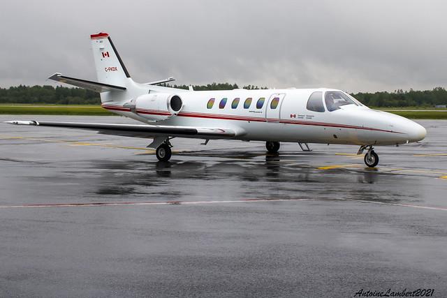Transport Canada Cessna Citation C-FKDX