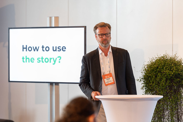 The 90-second pitch: convincing investors and bosses with storytelling