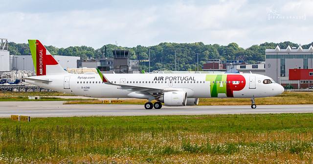 CS-TXH TAP - Air Portugal AIRBUS A321-251NX CN 10311