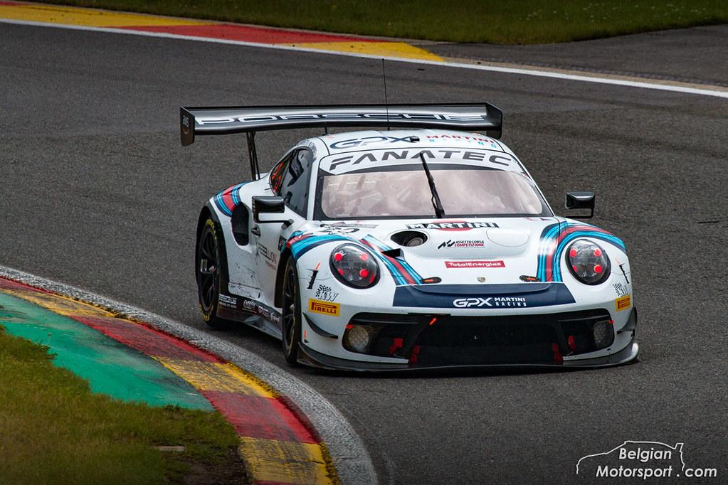 Porsche 991.2 GT3 R