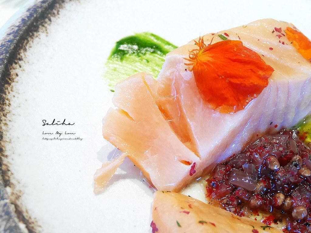 台北米其林餐廳推薦The Tavernist東區浪漫約會餐廳東區美食氣氛好適合聚餐情人節慶生日餐廳 (1)