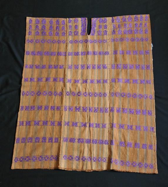 Mexico Oaxaca Huipil Mixtec Textiles