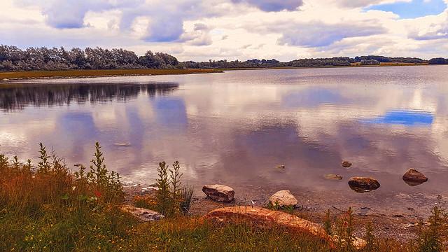 Anglers Country Park Lake