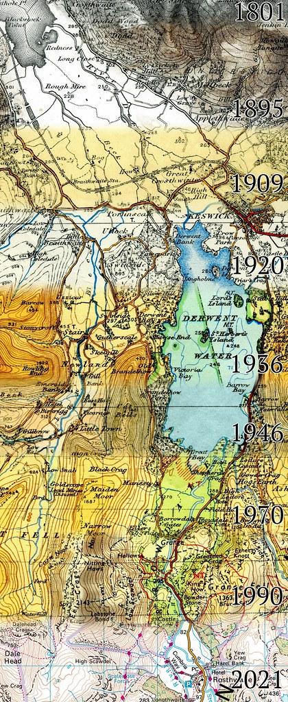 Evolution of mapping (v1)