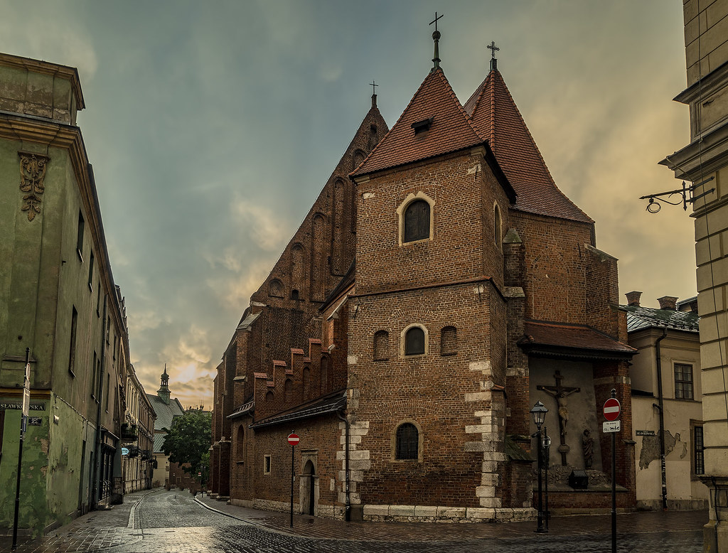 Church of St. Mark the Evangelist (Krakow, Poland)