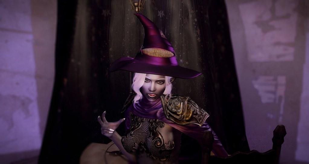 Grim Witch