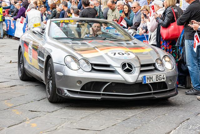 Mercedes-Benz SLR 722 (2007)