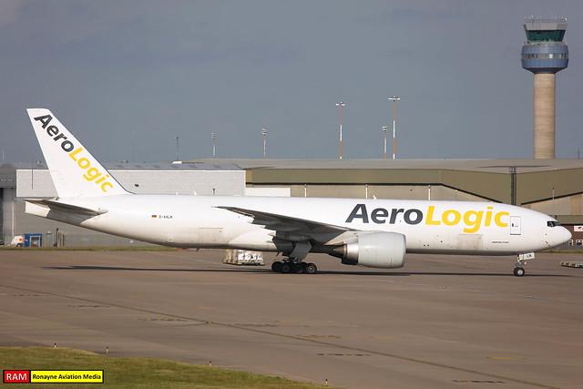 D-AALN   Boeing 777-FZN   AeroLogic