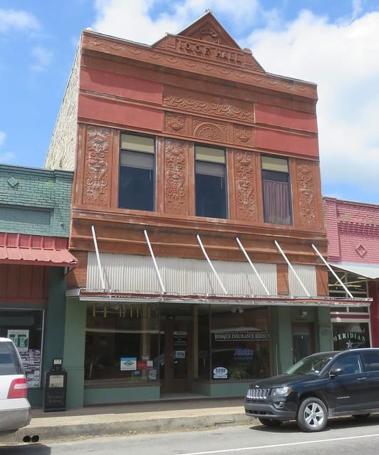 I.O.O.F. Hall (Meridian, Texas)