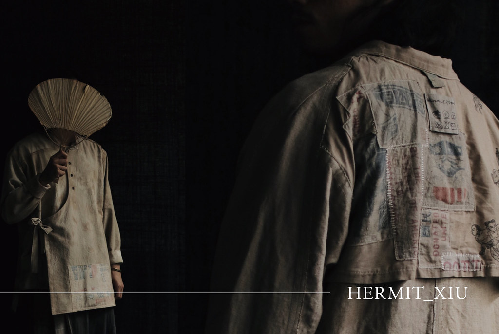 HERMIT_XIU - 地衣荒物 Earthing Way