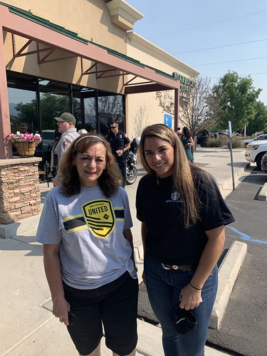 District 5 Coffee with a Cop - June 22, 2021